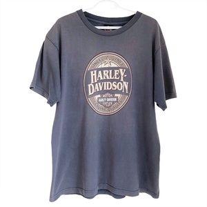 Harley-Davidson Iowa Motorcycle Graphic T-shirt